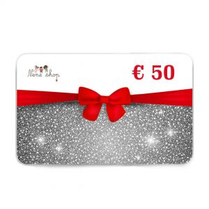 SILVER GIFT CARD 50€